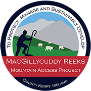 Macgillycuddy Reeks Mountain Access